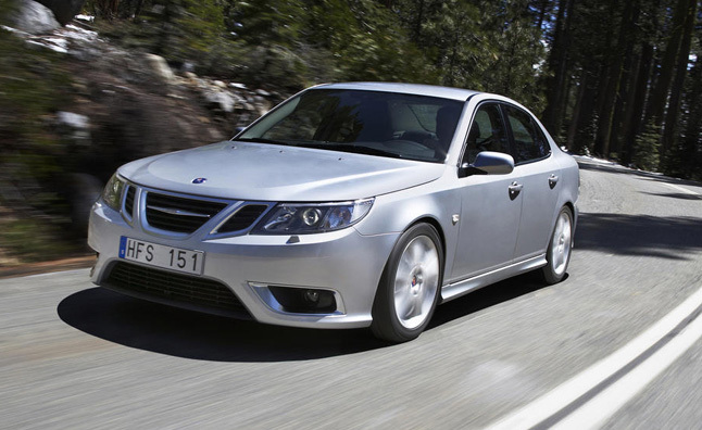 Saab 9-3 to Start Trickling from Trollhattan on Monday