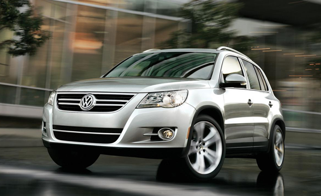 Volkswagen Tiguan Under Government Safety Probe