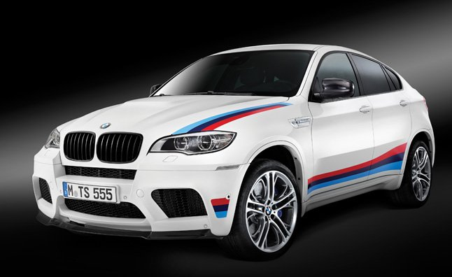 2013 BMW X6 M Design Edition