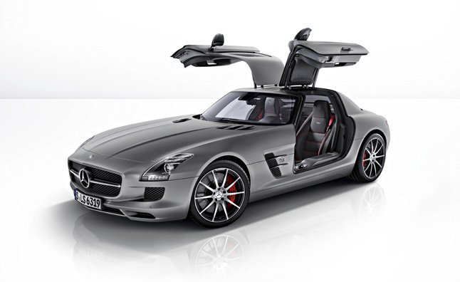 Mercedes SLS Final Edition to Debut at LA Auto Show