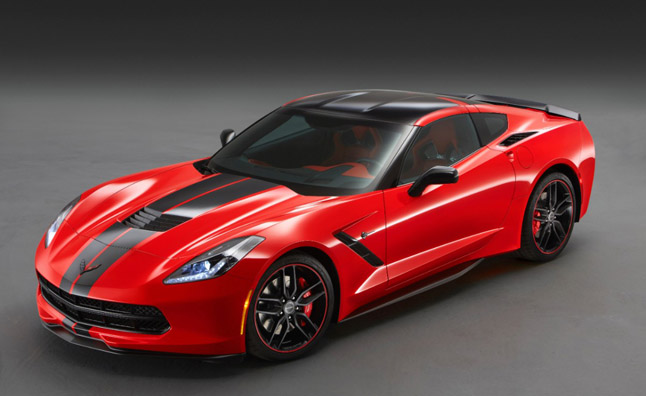 Chevrolet Shows Off Custom Corvettes and Camaros at SEMA