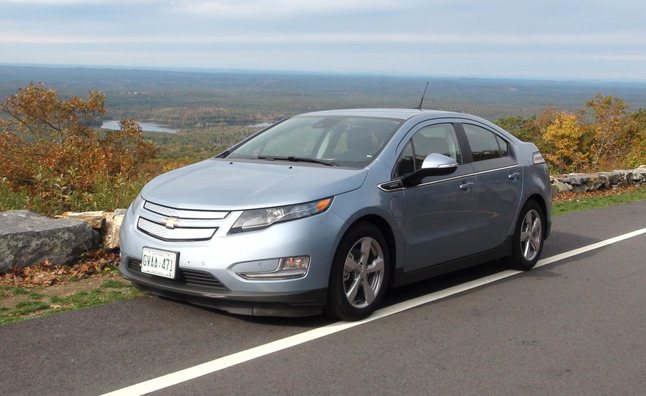 Chevrolet Volt Sales Hit 50,000 Unit Milestone