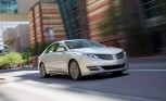 Lincoln MKZ Hybrid Recalled for Roll-Away Risk