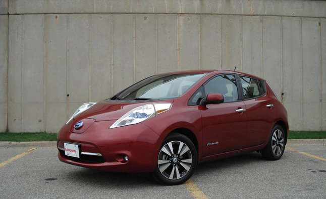 Nissan Leaf Can Now Power Your Office Building