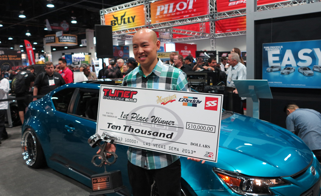 Young Tea, Simpli-tC Take Scion Tuner Challenge Crown
