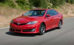 Toyota Aims to Keep Camry on Top With Tweaks in 2014