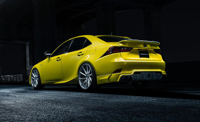 Lexus to Celebrate IS Models Past and Present at SEMA