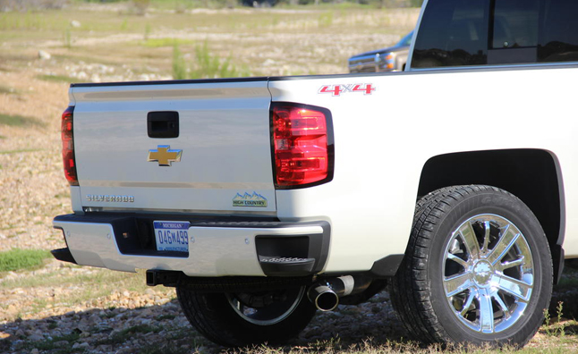 2014-Chevy-Silverado-High-Country-Rear