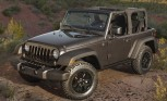 2014 Jeep Wrangler Willys Wheeler Gives Grandpa a Nod