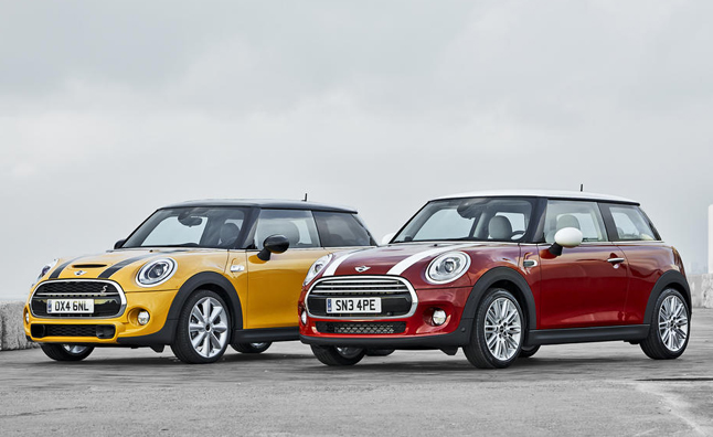 MINI Mulls Diesels for America