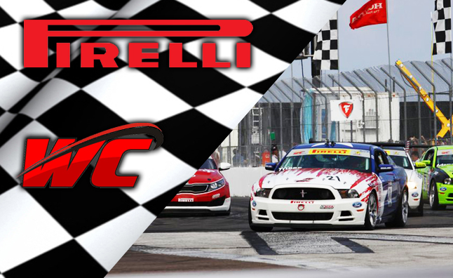 2014 Pirelli World Challenge Schedule Announced