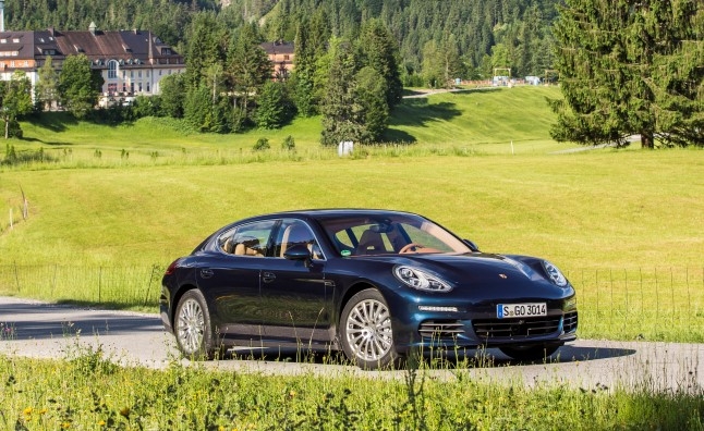 Five-Point Inspection: 2014 Porsche Panamera S
