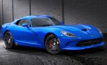 Competition Blue Chosen as new 2014 SRT Viper Color