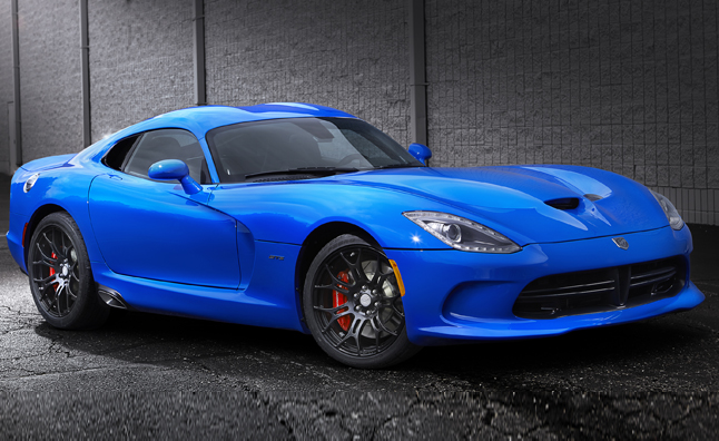"The SRT® brand kicked-off ""The SRT Viper Color Contest,"" an"