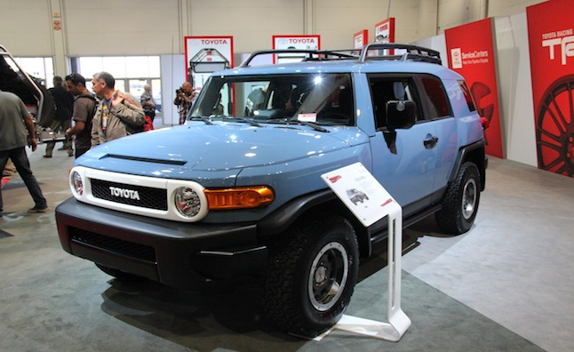 Toyota FJ Cruiser Ultimate Edition Sounds the FJ's Death Knell