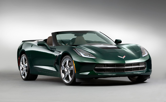 2014 Corvette Stingray Premiere Edition Convertible Announced