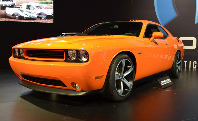 HEMI 'Shaker' Returns to Stir Up 2013 SEMA Show