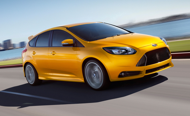 Ford Focus ST Attracting New, More Affluent Buyers