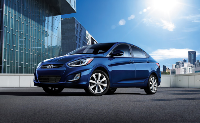 2014 Hyundai Accent Adds More Standard Equipment, Features