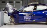 2014 Maserati Ghibli Named IIHS Top Safety Pick