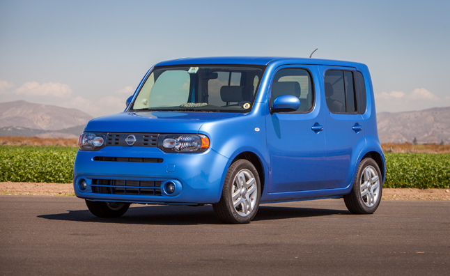 2014 Nissan Cube Priced From $17,570