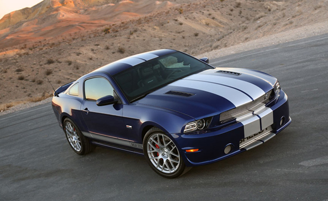 2014 Shelby GT Ford Mustang Boasts 624 HP