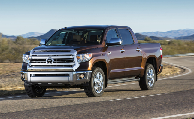 Luxury Pickups Could Hit $70,000 Says Toyota Truck Boss