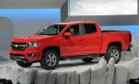 2015 Chevrolet Colorado Video, First Look