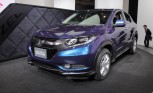 2015 Honda Vezel a Production Version of Urban SUV Concept