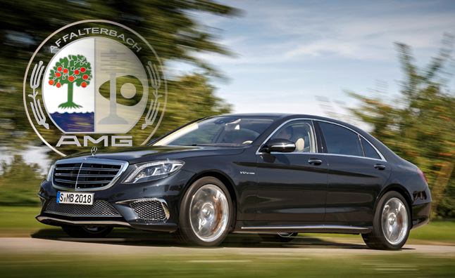 2015 Mercedes-Benz S65 AMG Revealed