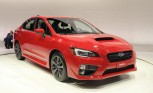 2015 Subaru WRX Bows in LA With CVT, 268 Horsepower