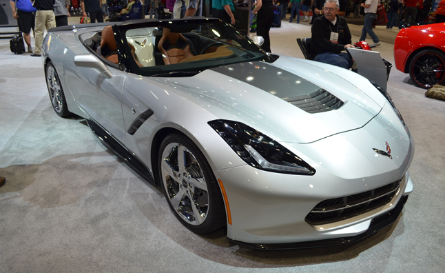 Corvette Stingray Atlantic, Pacific Concepts, First Look Video: SEMA 2013