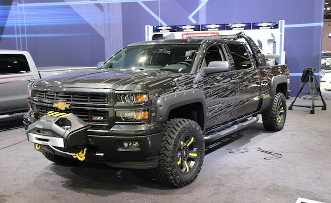 GM Trucks and SUVs Built Tough for SEMA