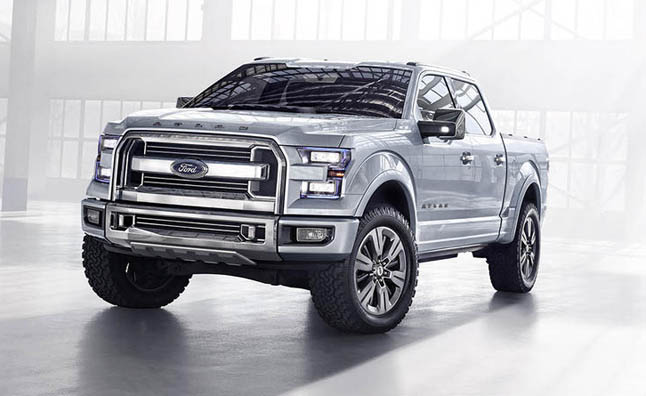 2015 Ford F-150 to Drop Fully Boxed Frame