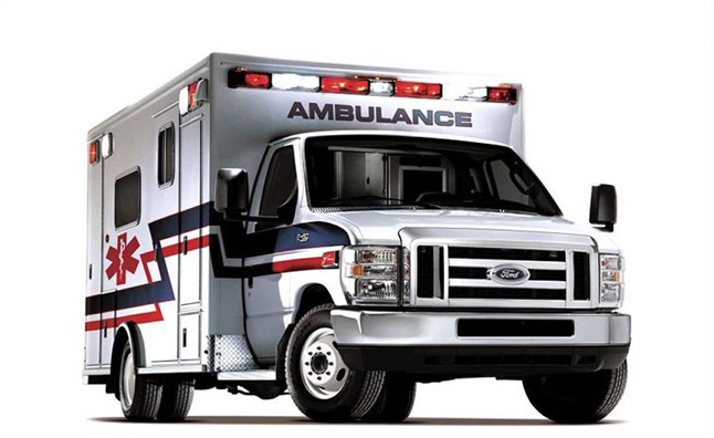 Ford F-Series Ambulances Recalled Over Engine Stalling