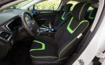 Coca-Cola Lends Green Tech to Ford Fusion Energi Seats