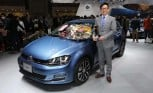 Volkswagen Golf Named Japanese Car of the Year
