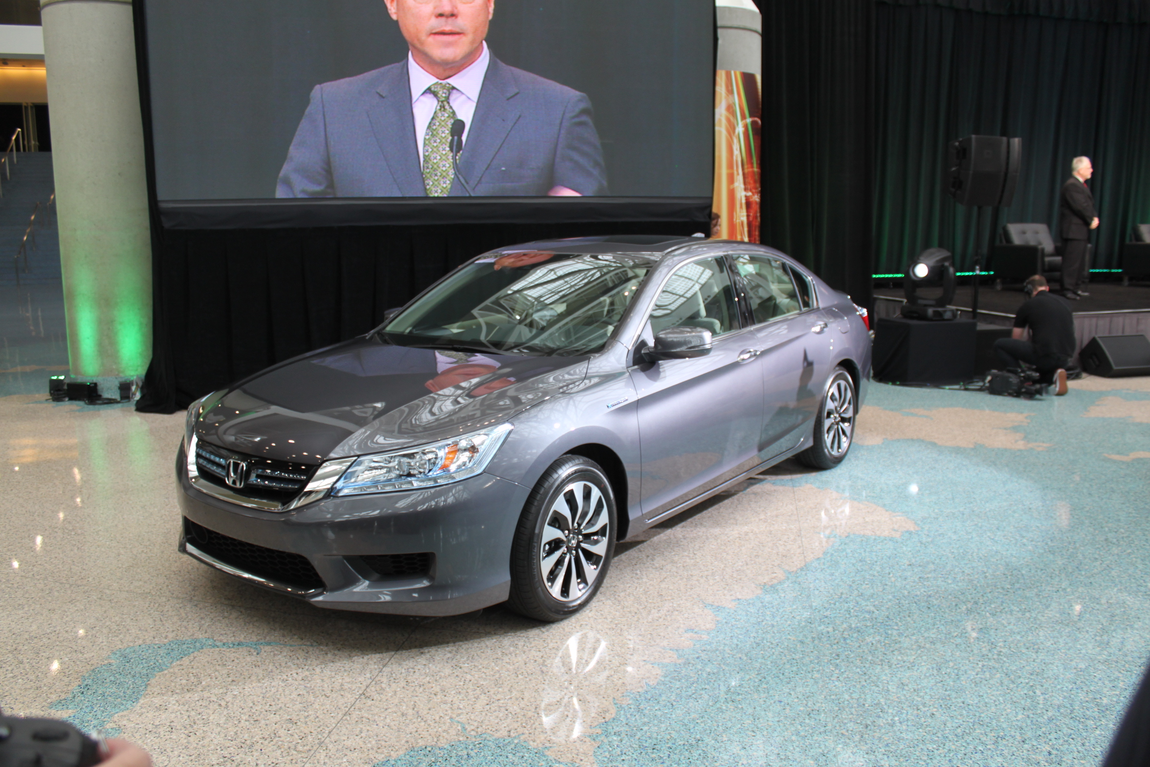 2014 Honda Accord Named Green Car of the Year