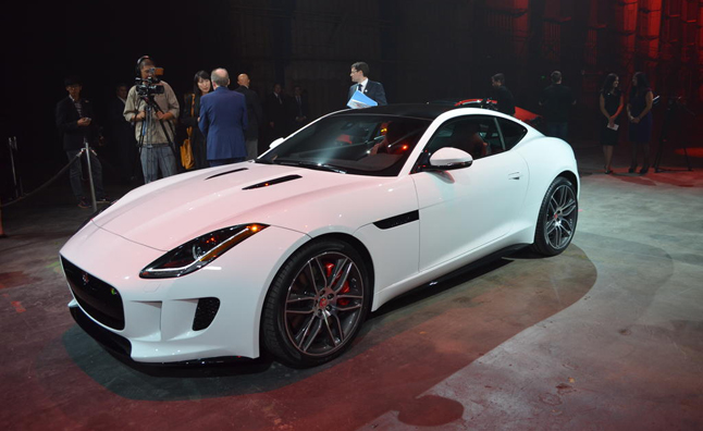 Jaguar F-Type Coupe RS, RS GT Variants Likely