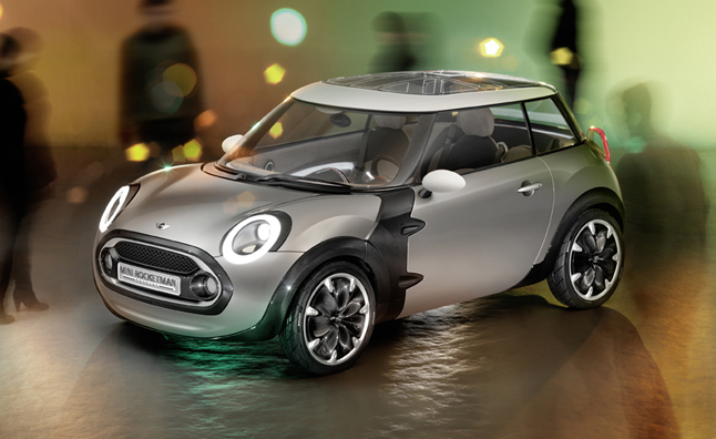 Mini-er MINI Possible, But it Needs a Partner