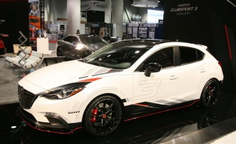 2014 Mazda Clubsport Concepts Video: 2013 SEMA Show