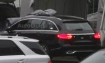 2015 Mercedes C-Class Wagon Spotted Uncovered