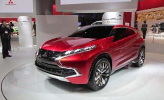 Mitsubishi Concepts Video, First Look