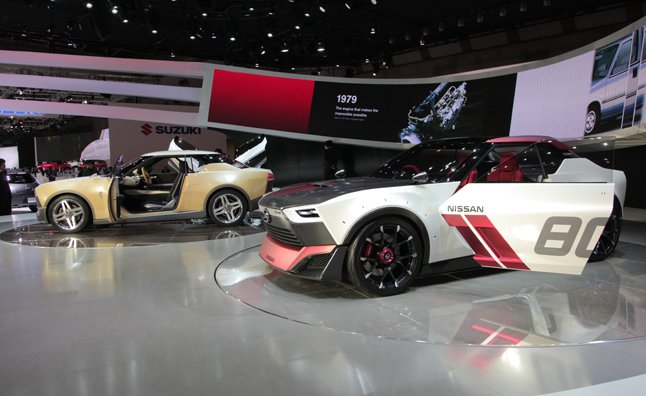 Nissan IDx Concepts Preview a Scion FR-S Rival