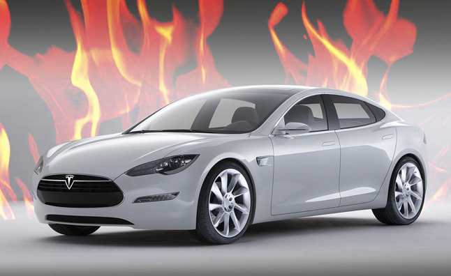 NHTSA Studying Third Tesla Model S Fire