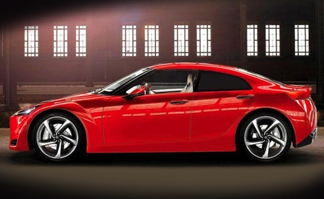 Toyota GT86 Sedan Rumored for Dubai Motor Show Debut