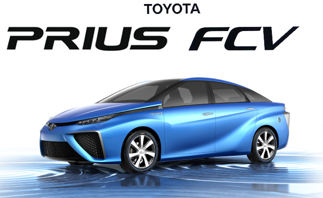 Toyota Prius Family May Gain Hydrogen Fuel Cell Model: Exec