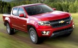 2015 Chevrolet Colorado Leaked Before LA Debut