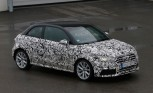 Audi S1 Prototype Spied Testing in Germany