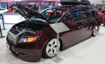 Bisimoto Honda Odyssey Power Van Packs 1,029 HP